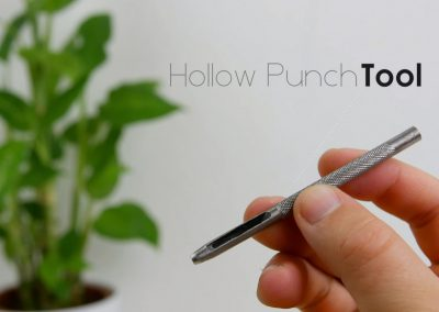 Hollow Punch tool