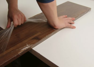 A simple wooden board