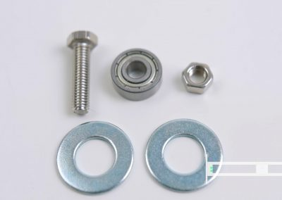 Materials for one front Bearing